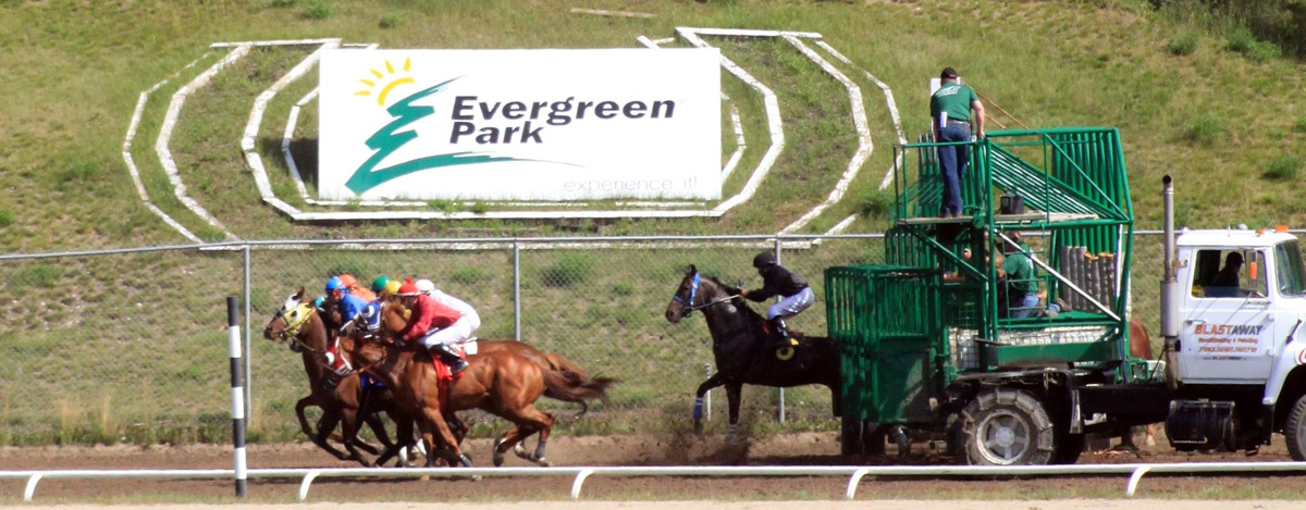 Evergreen Park Horse Racing