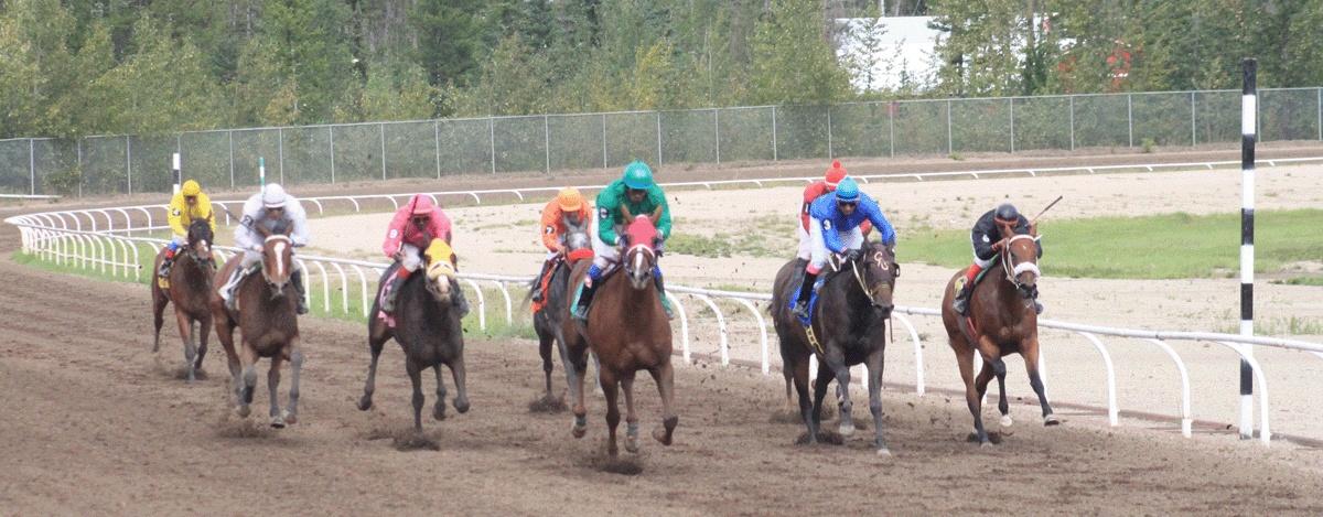 Evergreen Park Horse Racing