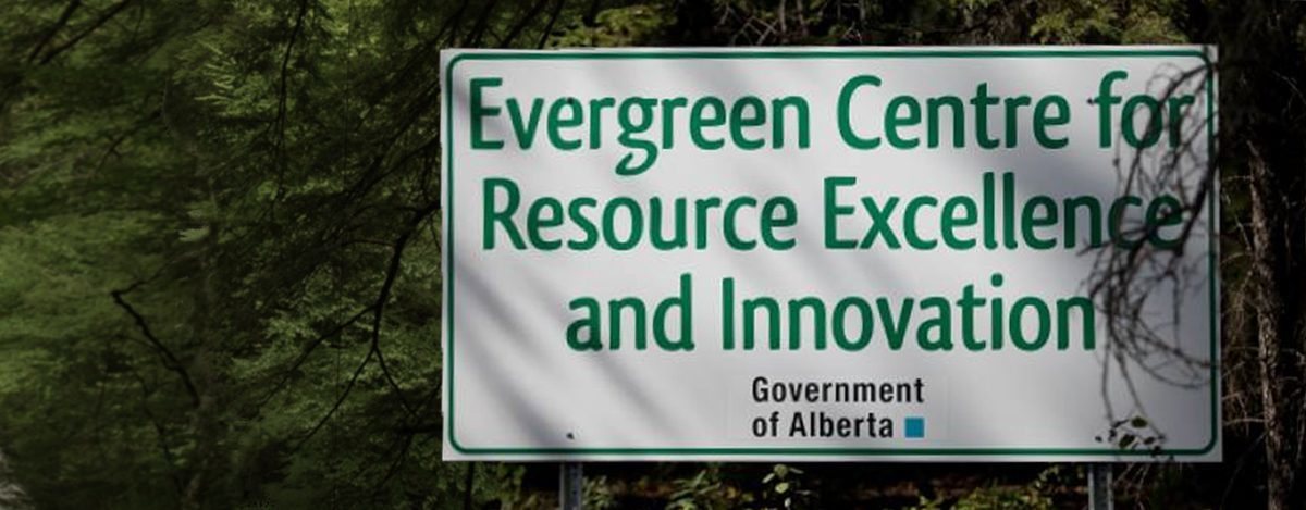 Evergreen Centre for Resource Excelence
