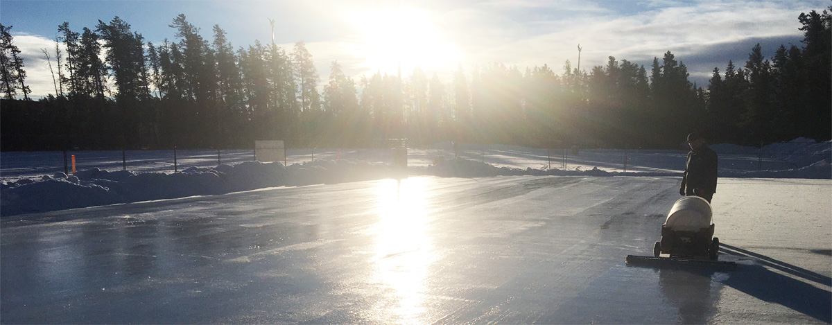 TARA ENERGY SERVICES OUTDOOR RINK